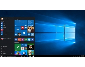 Microsoft Windows 10 Home 64bits